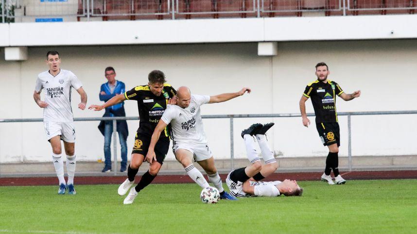 Highlights und Tore im Video: Kitzbühel gewinnt in Wörgl mit 3:1