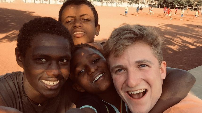 """Die gute Geschichte: """"Ich habe mein Herz in Afrika verloren"""""""
