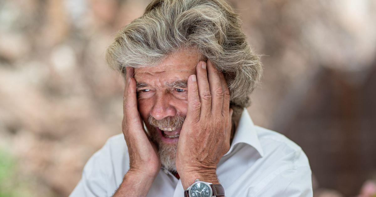 """Reinhold Messner wird 75: """"Habe ich autistische Züge"""