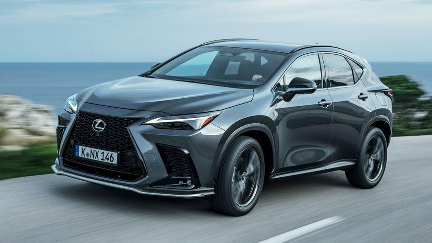 Neuer Lexus NX: Fortschreitende Elektrifizierung