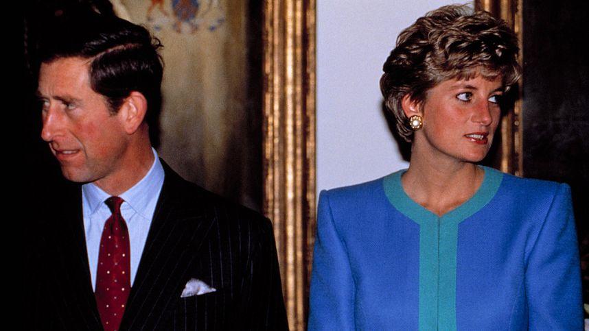 Ende eines royalen Traums: 25 Jahre Scheidung Diana und Charles