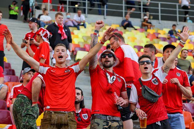Rund 1800 Fans traten die Reise nach Bukarest an.