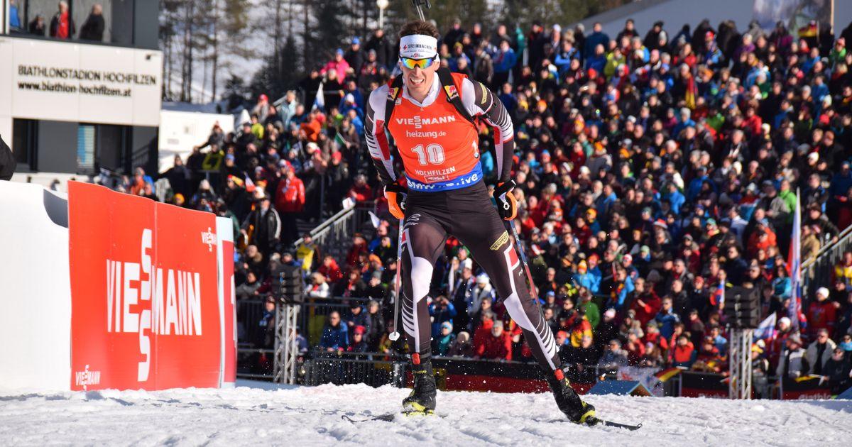Biathlon Weltcup 15 16