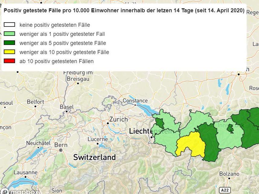 Coronavirus Scheint Sich In Die Sommerpause Zu Verabschieden Tiroler Tageszeitung Online Nachrichten Von Jetzt