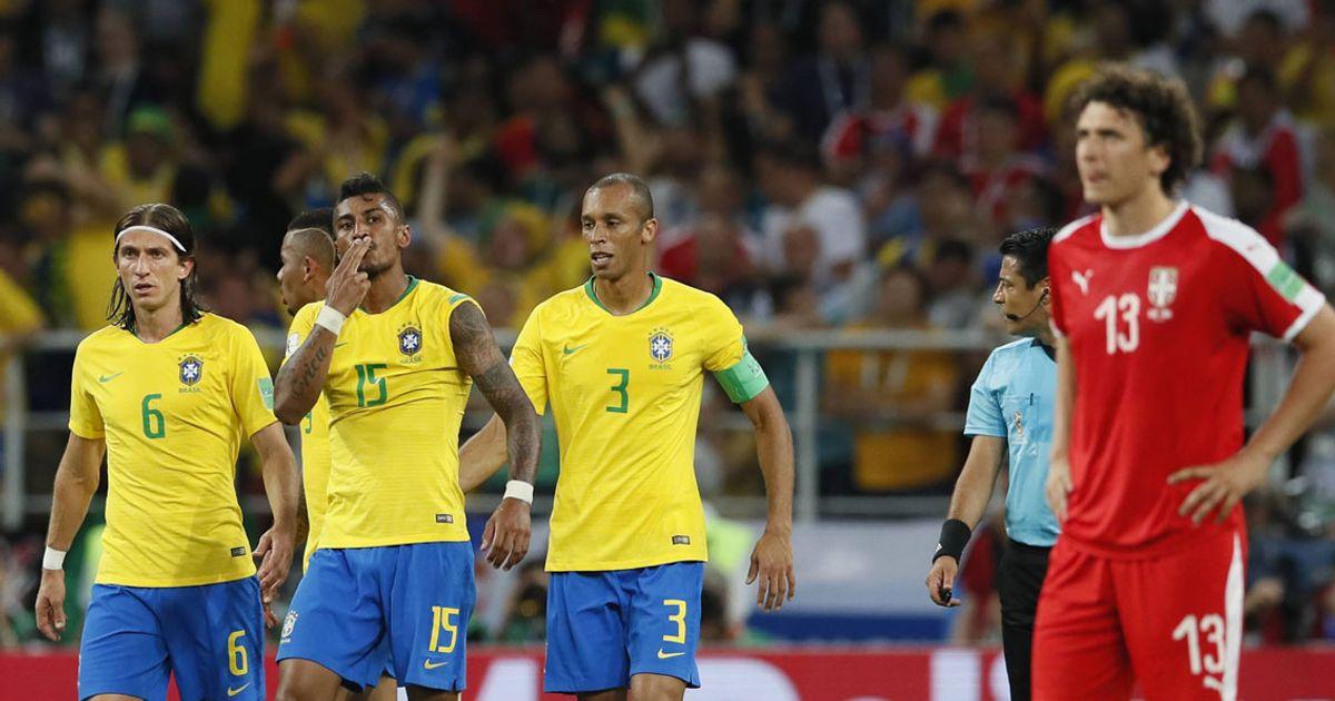 Schweiz Brasilien Wm 2021