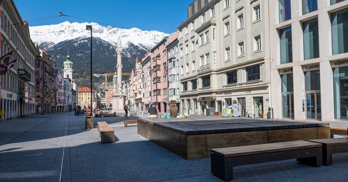 Tirol Ausgangssperre
