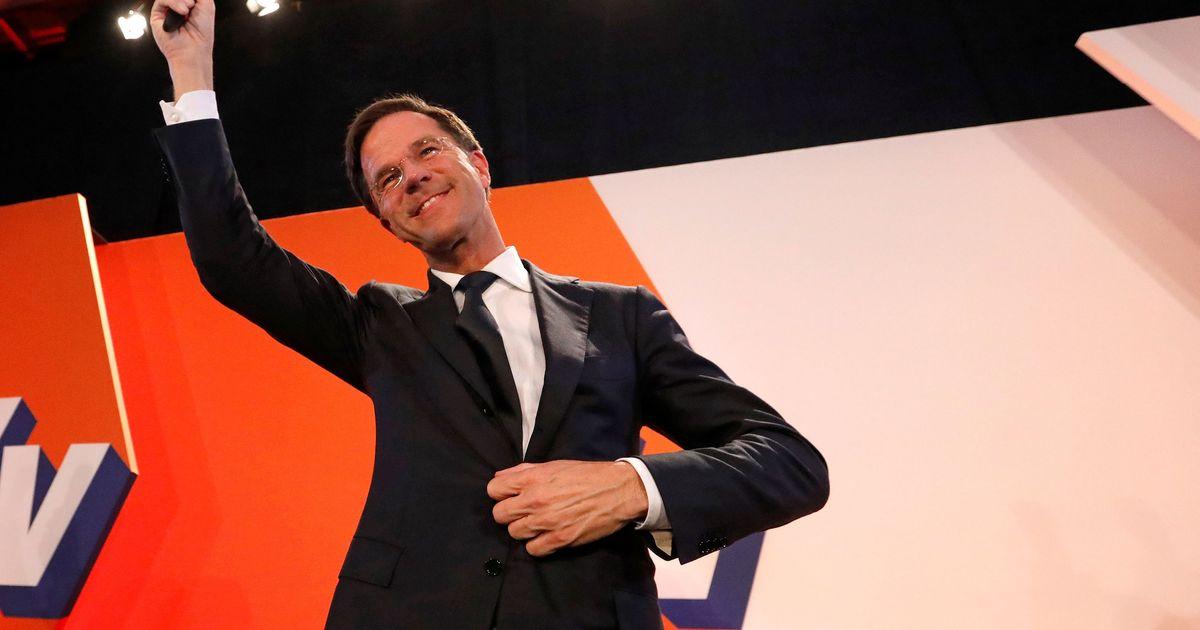 Niederlande Wahlen Ergebnisse
