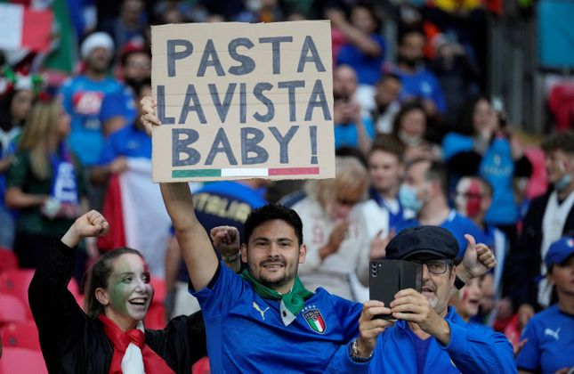 Italien und Pasta - das passt(a) immer ...