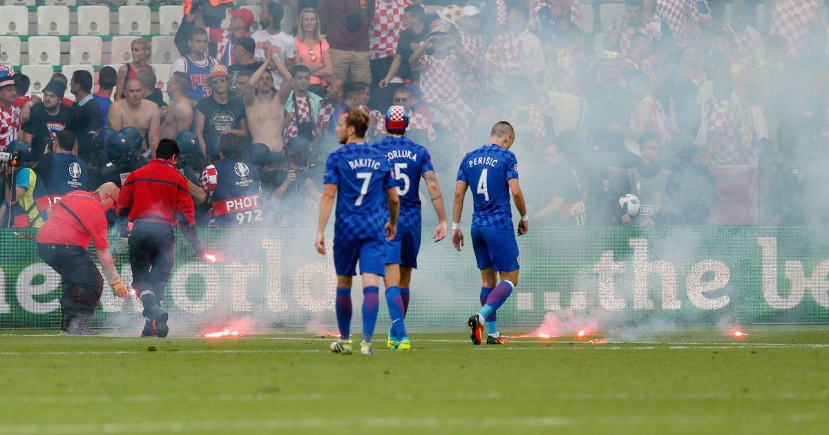 Spiel Kroatien Tschechien