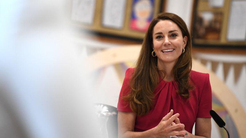 Herzogin Kate hofft auf baldiges Treffen mit Baby Lilibet