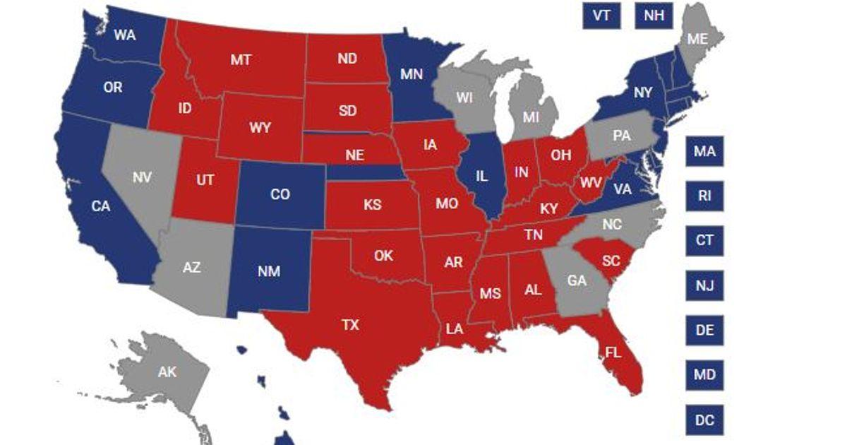 Usa Wahlen 2021 Live