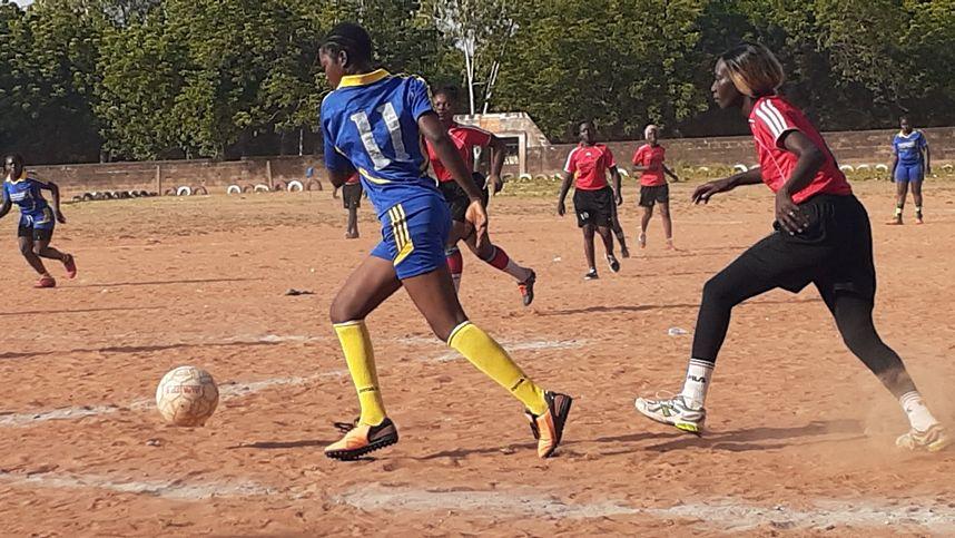 Die gute Geschichte: Mit Fußball in ein besseres Leben