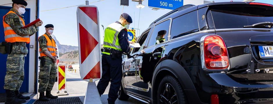 Kleiner Grenzverkehr zu Bayern möglich, Verdacht auf indische Mutation