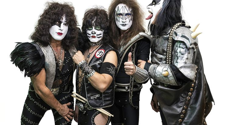 """Kiss Forever Band - """"25th Anniversary Tour"""""""