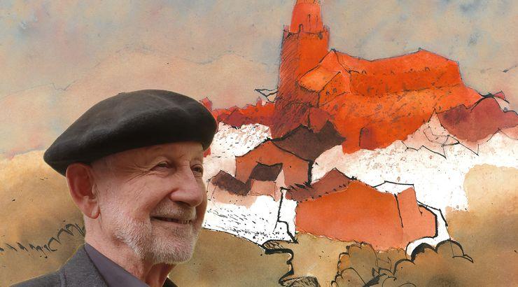Ausstellung - Erwin Reheis   zum 80. Geburtstag