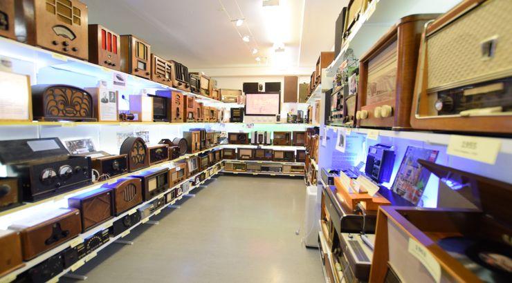 Radiomuseum Schuchter Innsbruck