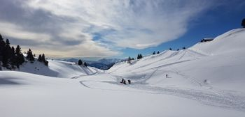 Achensee Skitourcamp