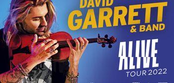 David Garrett - ALIVE Tour 2022