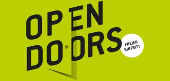Tag der offenen Tür - Ein Blick hinter die Kulissen